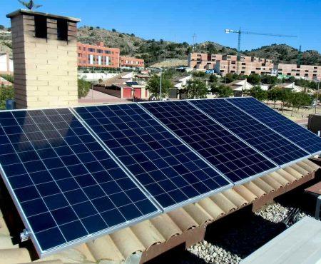 instalacion fotovoltaica el esparragal