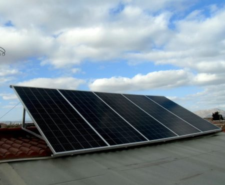 Instalación fotovoltaica para autoconsumo en beniajan