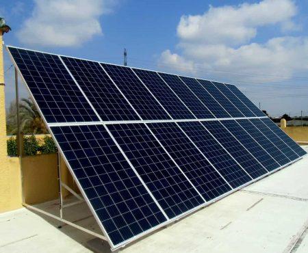Instalacion fotovoltaica de autoconsumo