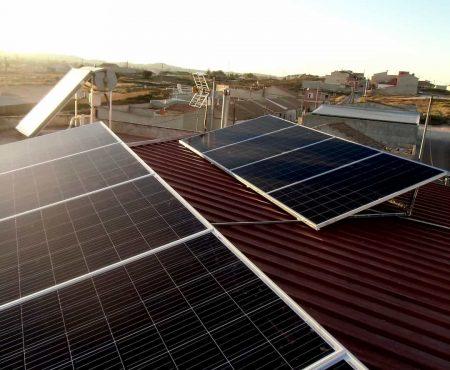 kit solar fotovoltaico en sangonera la seca