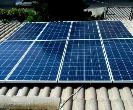 instalacion fotovoltaica mula