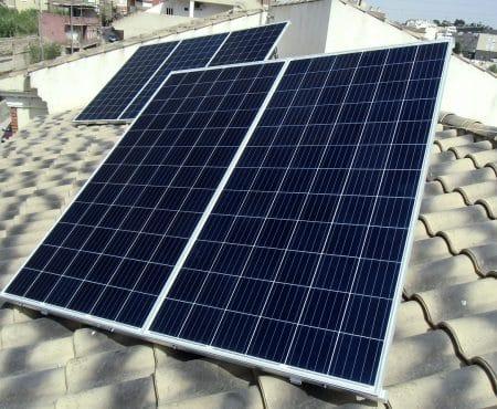Equipo solar para autoconsumo fotovoltaico en la Ñora, Murcia