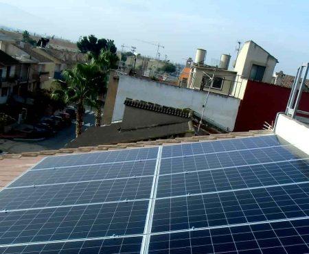 instalacion energia solar fotovoltaica en guadalupe