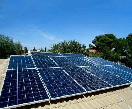 instalacion fotovoltaica en fortuna