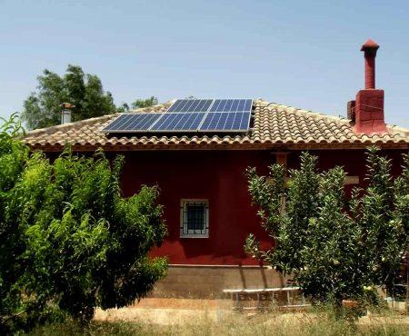 instalacion solar en rincon de seca