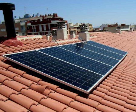Equipo solar fotovoltaico para autoconsumo en Churra, Murcia