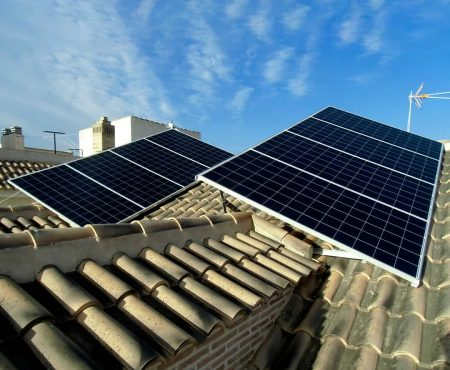 kit de autoconsumo fotovoltaico en fortuna
