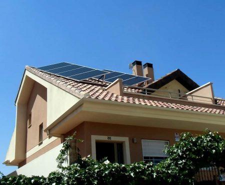instalacion solar para vivienda unifamiliar el librilla