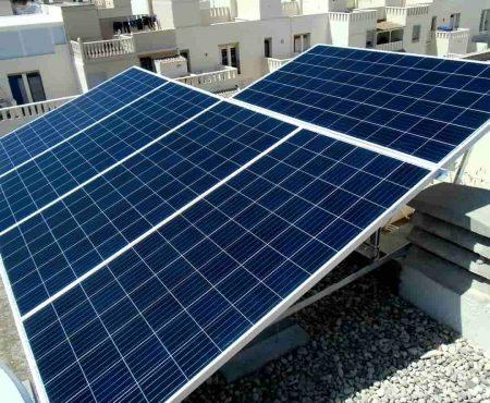 instalacion de autoconsumo fotovoltaico en san pedro del pinatar