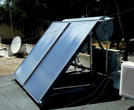 instalacion termica para acs en canteras