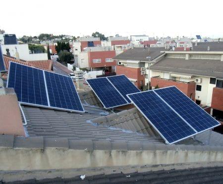 instalacion fotovoltaica de autoconsumo en la ñora