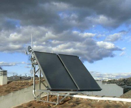 instalacion de energia solar termica en molina de segura