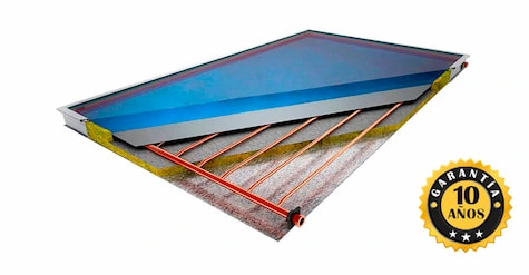 SP RANGE SOLAR THERMAL COLLECTOR